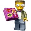 LEGO Minifigura Simpsons 71009 Smithers