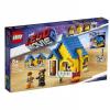 LEGO Movie Emmet Álomháza/Mentőrakétája! (70831)
