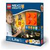 LEGO Nexo Knights fali lámpa (narancssárga) (LGL-NI7)