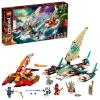 LEGO Ninjago 71748 Katamarán párbaj a tengeren