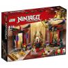 LEGO Ninjago Leszámolás a trónteremben 70651