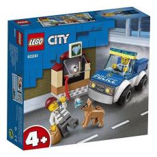 LEGO Playset City Police Dog Unit Lego 60241