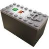 LEGO Power Functions AAA elemtartó doboz