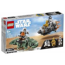 LEGO Star Wars Mentőkabin a Dewback ellen (75228) lego