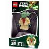 LEGO Star Wars Világító Yoda kulcstartó figura