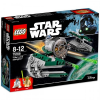 LEGO Star Wars: Yoda Jedi Starfighter 75168