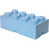 Lego Storage tároló doboz 8250 x 500 x 180 mm - világoskék