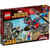 LEGO Super Heroes 76016 Spiderman: Spider-Helicopter Rescue