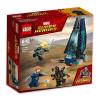LEGO Super Heroes: Outrider Dropship támadás 76101