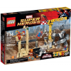 LEGO Super Heroes-Rhino és a szuper gonosz Homokember 76037