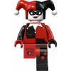 LEGO ® Super Heroes Világító kulcstartó, Harley Quinn