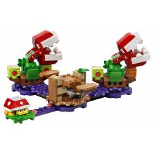 LEGO Super Mario A Piranha növény rejtélyes feladata kiegészítő szett (71382) lego