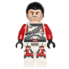 LEGO sw391 - LEGO Star Wars Jace Malcolm - Republic Trooper minfigura