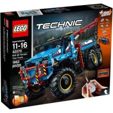 LEGO Technic - 6x6 terepjáró vontató (42070) lego