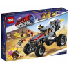 LEGO The LEGO Movie - Emmet és Lucy menekülő homokfutója (70829)