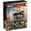 LEGO The Ninjago Movie  City 70620