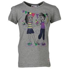 LEGO THEODORA303-915-140 - LEGO Wear Friends Theodora 303 lány szürke t-shirt 140-es méretben lányka ruha