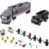 LEGO TMNT Menekülés Óriás Kamionnal 79116