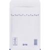 Légpárnás (buborékos) Boríték, Tasak D/14 -es DVD - Fehér belméret 180x265 mm, külméret 200x275 mm