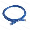 Legrand 051773 patch kábel RJ45-RJ45 Cat.6 árnyékolatlan (U/UTP) PVC 2 méter kék d: 6mm AWG24 LCS3