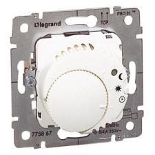 LEGRAND Galea Life komfort szobatermosztát mechanizmus, fehér villanyszerelés