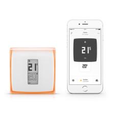 LEGRAND NETATMO Pro Intelligens WiFi termosztát biztonságtechnikai eszköz