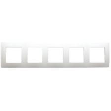 LEGRAND Niloé 5-ös keret fehér villanyszerelés