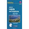 Leipzig und Umgebung kerékpártérkép - (RK-SAX01)