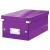 Leitz DVD-doboz -60420062- Lila CLICK&STORE LEITZ