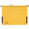 """Leitz Függőmappa, oldalvédelemmel, karton, A4, LEITZ """"Alpha"""", sárga"""
