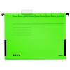 """Leitz Függőmappa, oldalvédelemmel, karton, A4, LEITZ """"Alpha"""", zöld"""