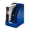 """Leitz Iratpapucs, műanyag, 205 mm, elválasztókkal, LEITZ """"Plus Jumbo"""", kék"""