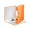"""Leitz Iratrendező, 52 mm, A4, PP/karton, lakkfényű,  """"180 Wow"""", narancssárga"""