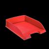 """Leitz Irattálca, műanyag, LEITZ """"Plus"""", piros"""