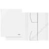 Leitz Pólyás dosszié, újrahasznosított karton, A4, LEITZ Infinity, fehér (E61060000)