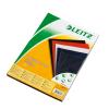 Leitz Spirál hátlap -33652- 250gr. MATT FEHÉR LEITZ <100db/csom>