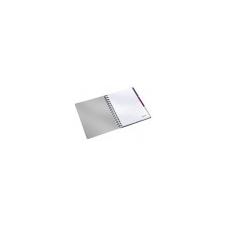 Leitz Spirálfüzet, A5, vonalas, 80 lap, LEITZ Executive Active füzet