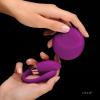 LELO Tiani 2 - szilikon párvibrátor (lila)