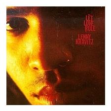 Lenny Kravitz LENNY KRAVITZ - Let Love Rule CD egyéb zene