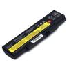 Lenovo 45N1761 76+ 4400 mAh 6 cella fekete notebook/laptop akku/akkumulátor utángyártott