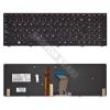 Lenovo NSK-B51BC gyári új, fekete háttérvilágításos magyar laptop billentyűzet