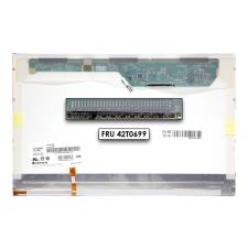 Lenovo T400, R400 gyári új matt 14.1'' (1280x800) LED kijelző (csatlakozó: 12 pin BL + 30 pin SI jobb) laptop alkatrész