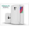 Lenovo Vibe X3 Lite/Vibe K4 Note oldalra nyíló flipes tok - Nillkin Sparkle - fehér