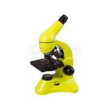 Levenhuk Rainbow 50L PLUS Lime mikroszkóp mikroszkóp