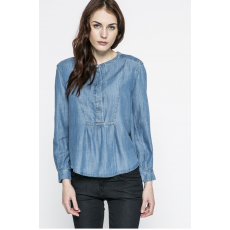 Levi's - Felső MARINA BLOUSE MEDIUM LIGHT WA - kék