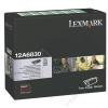 Lexmark 12A6830 Lézertoner Optra T520, 522 nyomtatókhoz, LEXMARK fekete, 7,5k (TOLOT520S)