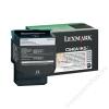 Lexmark 540A1KG Lézertoner C540, 543, 544 nyomtatókhoz, LEXMARK fekete, 1k (TOLOC540BS)