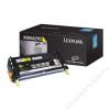 Lexmark 560A2YG Lézertoner X560n nyomtatóhoz, LEXMARK sárga, 4k (TOLOX560YS)