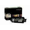 Lexmark 64016HE Lézertoner Optra T640, 642, 644 nyomtatókhoz, LEXMARK fekete, 21k
