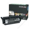 Lexmark 650A11E Lézertoner T650, 652, 654 nyomtatókhoz, LEXMARK fekete, 7k (TOLOT650S)